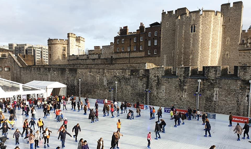 HOME   Tower of London Ice Rink